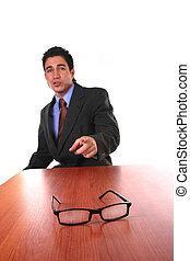 businessman-table