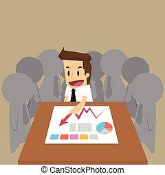 businessman team meeting