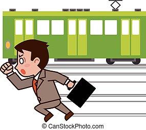 Businessman to run