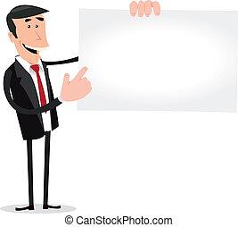 Businessman Vcard