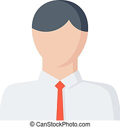 Businessman vector illustration