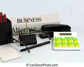 businessmans, outils