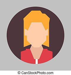 Businessmen profile icon design