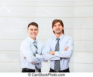 businesspeople, オフィス