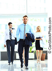 businesspeople group