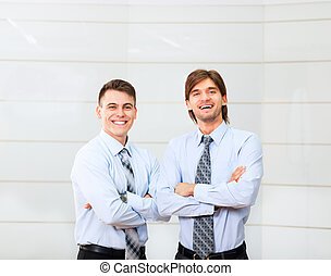 businesspeople, kantoor