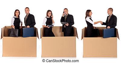 businesspeople, negócio internet