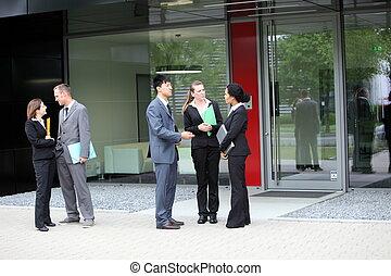 Businesspersons