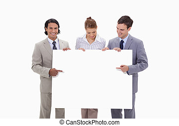 businessteam, 手, ∥(彼・それ)ら∥, 印, ブランク, 指すこと