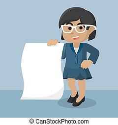 businesswoman, avis rull, holde