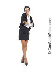Businesswoman - Customer care