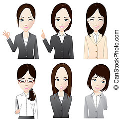 Businesswoman - This is a picture of businesswomen.