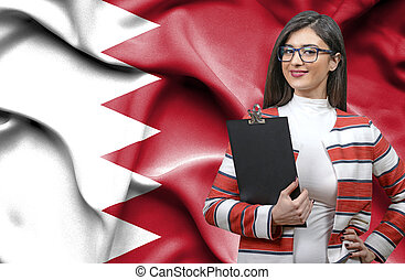 Businesswoman from Bahrain