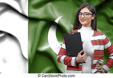 Businesswoman from Pakistan