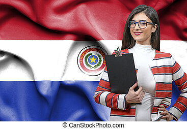 Businesswoman from Paraguay