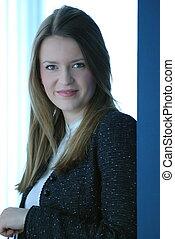 .businesswoman, porträt