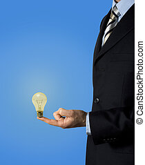Businnessman04 - Get the right idea for your business!