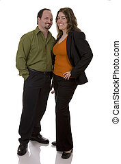bussiness couple