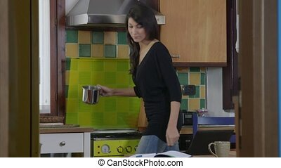 Busy Girl Woman Businesswoman Work - Busy woman, girl,...