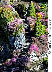 Butchart Gardens - Landmark in Victoria, British Columbia