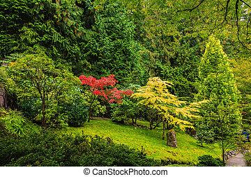 Butchart Gardens on Vancouver Island - Butchart Gardens - ...