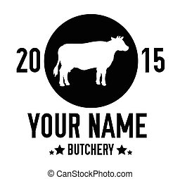 Butchery badge