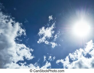 Butiful Sunny Sky