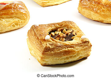 Butter Puff Pastry Danishes