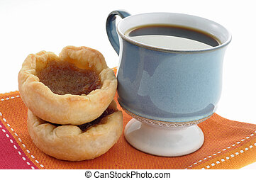 Butter Tarts and Coffee