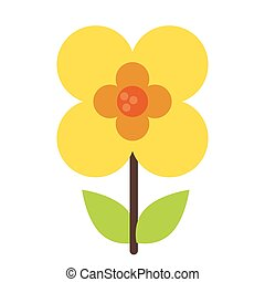 buttercup flower natural image