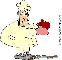 Butterfinger Chef