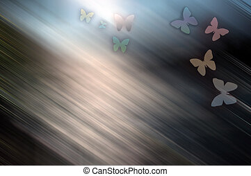 butterfly-background