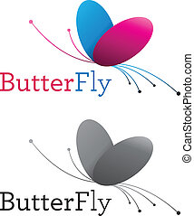 Butterfly Emblem
