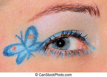 Butterfly Eye 1