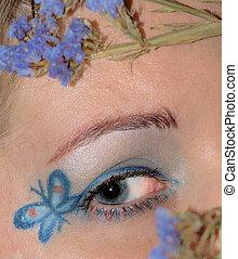 Butterfly eye 3