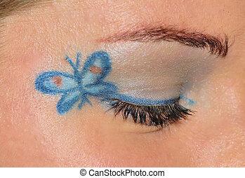 Butterfly eye 4