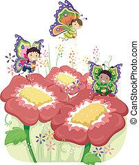 Butterfly Kids