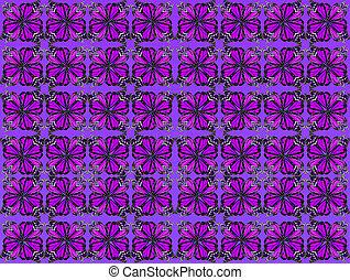 Butterfly Pattern #5