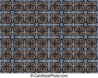 Butterfly Pattern #6