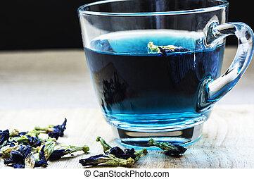 Butterfly Pea Flower Tea - Herbal butterfly pea flower tea