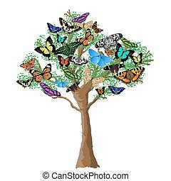 Butterfly Tree