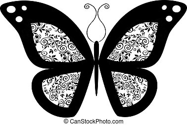 butterfly vector 3