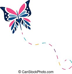 butterfly vector 6