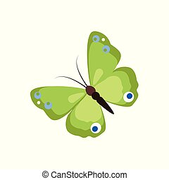 Butterfly vector spring