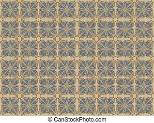 Butterfly Wall Paper Pattern #1
