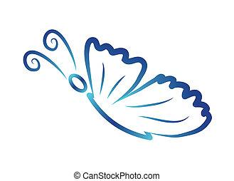 Butterfy Illustration