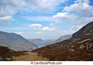 Buttermere from Haystacks