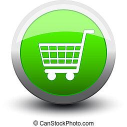 button basket 2d green [Converted]