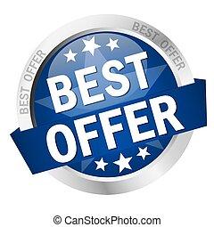 Button - best offer