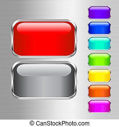 button, this illustration may be useful as designer work